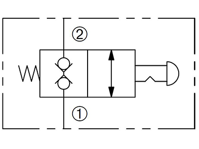 Hydraulic Directional Valve Hydraulic Spool Directional Valve